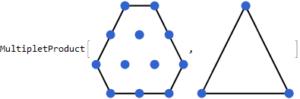 MultipletProduct[Multiplet[{1, 2}], Multiplet[{0, 1}]]