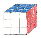 Reinforcement learning and Rubik's Cube